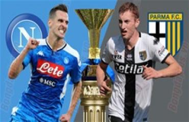 Napoli vs Parma, 00h00 ngày 15/12: Đợi Milik tỏa sáng