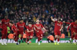 Liverpool 5-5 Arsenal (Pen: 5-4) (Vòng 4 Cúp Liên đoàn Anh 2019/20)