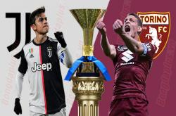Juventus vs Torino, 22h15 ngày 04/07: Derby một chiều
