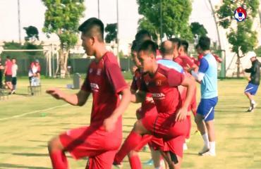 U22 Việt Nam tập trung ngắn hạn đợt 2