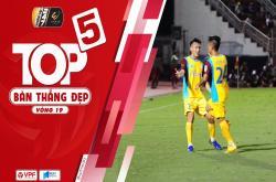 Bàn thắng đẹp vòng 19 V-League 2019