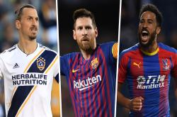 10 đề cử FIFA Puskas 2019