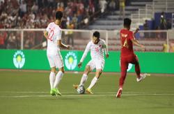 Hùng Dũng xứng danh tiền vệ số 1 Việt Nam