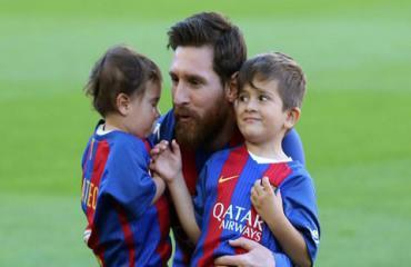 Messi tiết lộ sự thật 'đau lòng' về cậu con trai cả Thiago