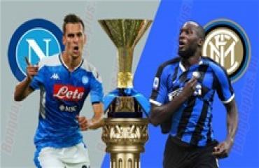 Napoli vs Inter, 02h45 ngày 7/1: Napoli hái lộc đầu năm
