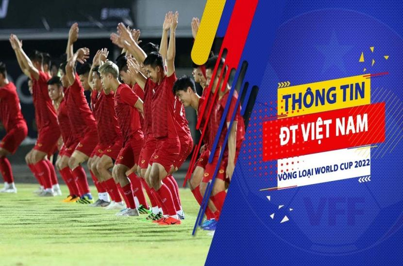 ĐT Việt Nam làm quen sân đấu chính