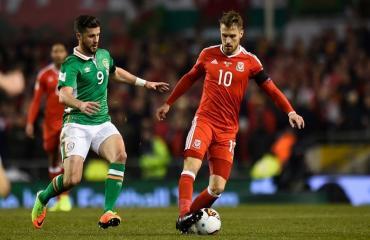 CH Ireland 0-0 Xứ Wales (vòng loại World Cup 2018 - châu Âu)