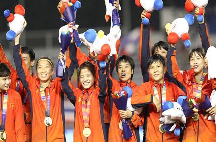 ĐT nữ Việt Nam: Sau SEA Games là giấc mơ Olympic
