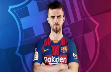 Pjanic gia nhập Barca kèm điều khoản phá hợp đồng tới 400 triệu euro