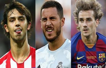 Thế Tam Quốc phân tranh tại La Liga 2019/20