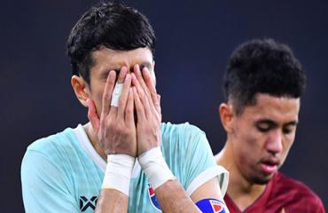 Thái Lan chịu chỉ trích đồng loạt sau trận thua Malaysia tai hại