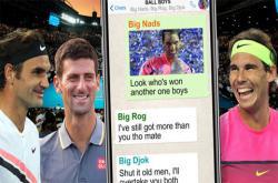 Nadal hé lộ bí mật đằng sau nhóm chat kín ba người