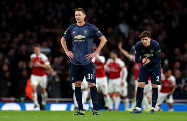 MU thua Arsenal vì hàng tiền vệ, hay vì thiếu may mắn?