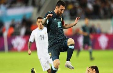 ĐT Argentina: Messi vẫn là không thể thay thế ở đại chiến