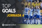 Tổng hợp bàn thắng vòng 4 La Liga 2019/20
