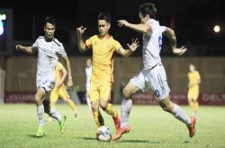 Vòng 24 V.League: Bước ngoặt để thay đổi