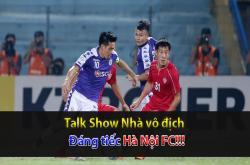 Tiếc nuối cho Hà Nội FC (Nhà vô địch 02/10)