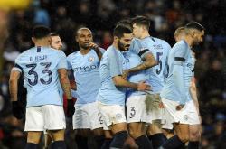 Man City 5-0 Burnley (vòng 4 FA Cup 2018/19)