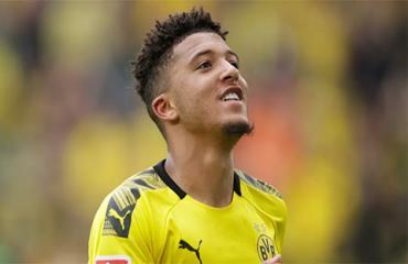 Sancho được Dortmund thưởng hậu hĩnh ngay đầu mùa