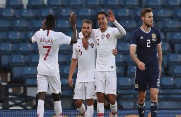 Scotland 1-3 Bồ Đào Nha (Giao hữu Quốc tế 2018)