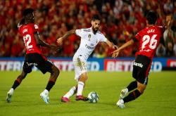 Mallorca 1-0 Real (Vòng 9 La Liga 2019/20)