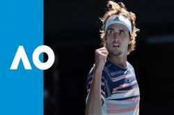 Alexander Zverev 3-1 Stan Wawrinka (Tứ kết Australia Open 2020)
