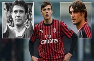 7 gia tộc có 3 thế hệ đá bóng lừng danh giống nhà Maldini