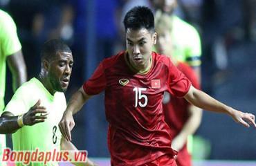 Đức Huy khó cùng Việt Nam đấu Thái Lan