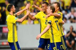 Thụy Điển 3-0 Malta (Vòng loại Euro 2020)