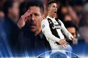Simeone gọi Ronaldo là 'quái thú'