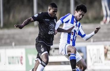 Văn Hậu góp công lớn trong chiến thắng của đội dự bị Heerenveen