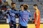 Trung Quốc 1-2 Nhật Bản (Giải VĐ bóng đá Đông Á 2019)