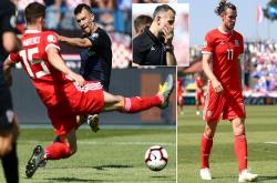 Croatia 2-1 Xứ Wales (Vòng  loại EURO 2020)