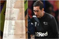 Lampard mất toi 2.800 bảng để đãi học trò sau trận thắng Leeds