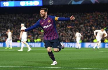 FORBES xếp hạng: Messi vượt Ronaldo, dẫn đầu top 100 VĐV thu nhập cao nhất