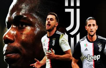 Juventus sẵn sàng chơi lớn mang Pogba về sát cánh với Ronaldo