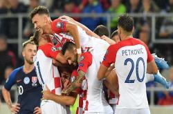 Slovakia 0-4 Croatia (Vòng loại EURO 2020)