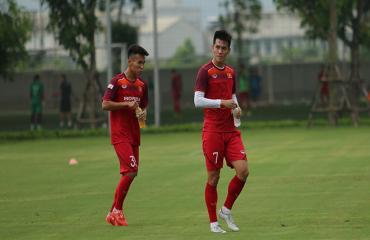Bóng đá Việt Nam ngày 10/7: U23 Việt Nam đấu tập với U18 Việt Nam