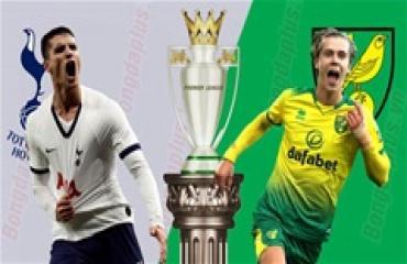 Tottenham vs Norwich, 02h30 ngày 23/1: Ngày buồn chưa qua