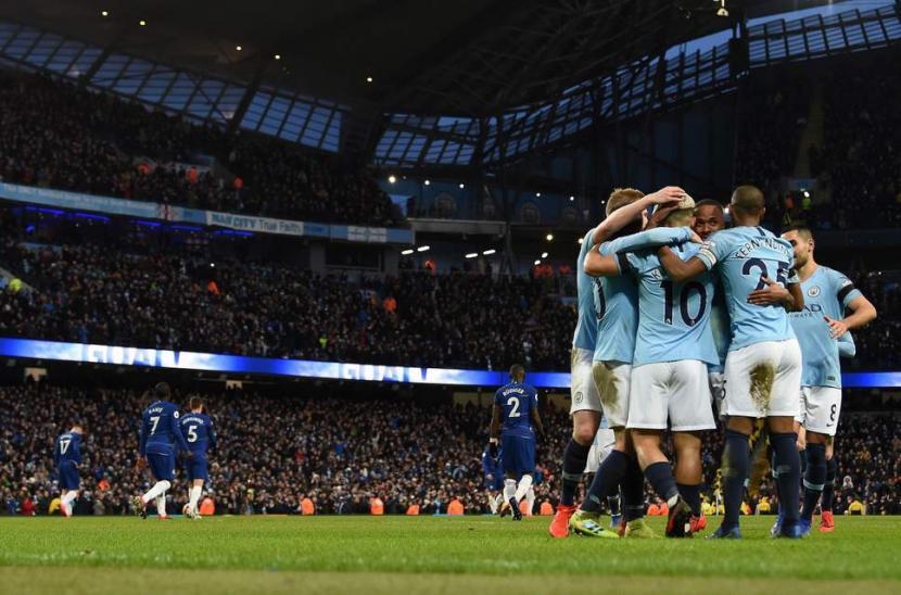 Man City 6-0 Chelsea (vòng 26 Ngoại hạng Anh 2018/19)