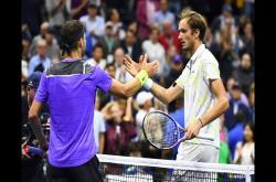 Daniil Medvedev 3-0 Grigor Dimitrov (Bán kết US Open 2019)