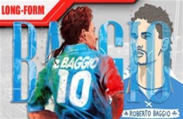 Roberto Baggio, tài năng bị số phận đầy ải