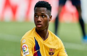 Fati đã chọn thi đấu cho ĐT Tây Ban Nha