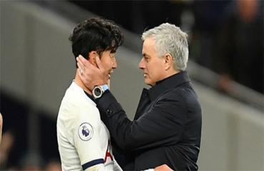 Mourinho gọi Son là... Sonaldo