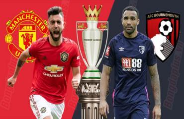 Man United vs Bournemouth, 21h00 ngày 4/7: Thừa thắng xông lên
