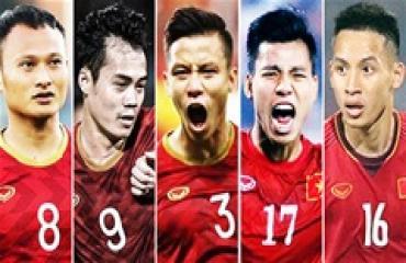 5 tuyển thủ quốc gia được nhắm cho U22 Việt Nam đa năng thế nào?