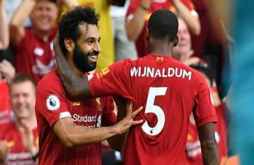 Nghiền nát Arsenal, Liverpool thiết lập kỷ lục tại Ngoại hạng Anh