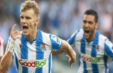 Martin Odegaard: 'Tôi đã gia nhập Real Madrid quá sớm'