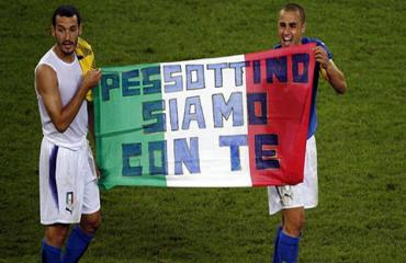 ĐT Italia càng đau lòng, càng mạnh mẽ