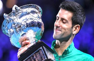 Tham vọng số 1 của Novak Djokovic